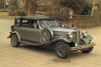 samochód weselny